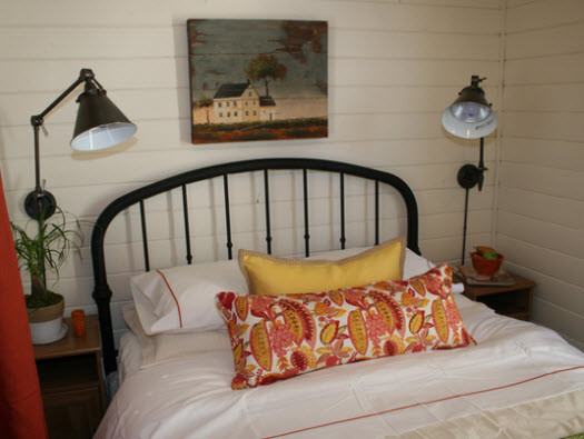 Interior bedroom 1 for Tiny house santa barbara